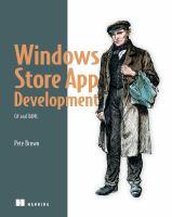 Cover image for Windows store app development : C# and XAML