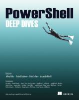 Cover image for Powershell deep dives
