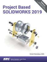 Cover image for PROJECT BASED : SOLIDWORKS 2019
