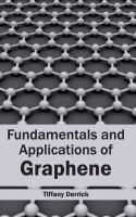 Cover image for Fundamentals and applications of graphene