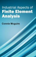 Cover image for Industrial aspects of finite element analysis