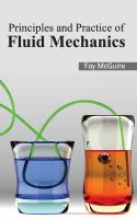 Cover image for Principles and practice of fluid mechanics