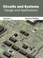 Cover image for Circuits and systems : design and applications
