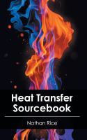 Cover image for Heat transfer sourcebook