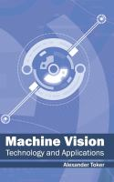 Cover image for Machine vision : technology and applications