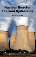 Cover image for Nuclear reactor thermal hydraulics