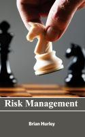 Cover image for Risk management