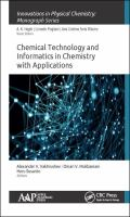 Cover image for CHEMICAL TECHNOLOGY AND INFORMATICS IN CHEMISTRY WITH APPLICATIONS