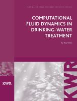 Cover image for Computational fluid dynamics in drinking-water treatment