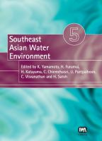 Cover image for Southeast Asian water environment 5