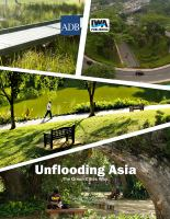 Cover image for Unflooding Asia :  the green cities way
