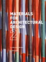 Cover image for Materials for architectural design 2
