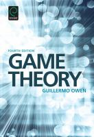 Cover image for Game theory