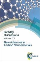 Cover image for New advances in carbon nanomaterials : London, UK, 1-3 September 2014