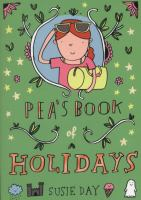 Cover image for Pea's book of holidays