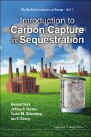 Cover image for Introduction to carbon capture and sequestration