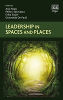 Cover image for Leadership in spaces and place