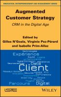 Cover image for Augmented Customer Strategy : CRM in the Digital Age