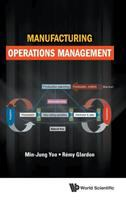 Cover image for MANUFACTURING OPERATIONS MANAGEMENT