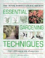 Cover image for Essential gardening techniques