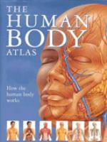 Cover image for The human body atlas