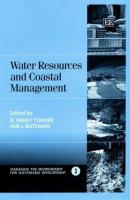 Cover image for Water resources and coastal management