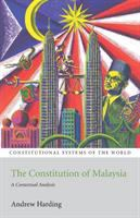 Cover image for The constitution of Malaysia : a contextual analysis