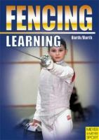 Cover image for Learning fencing