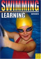 Cover image for Swimming : learning