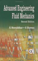 Cover image for Advanced engineering fluid mechanics