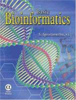 Cover image for Basic bioinformatics