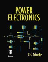 Cover image for Power electronics