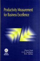Cover image for Productivity measurement for business excellence