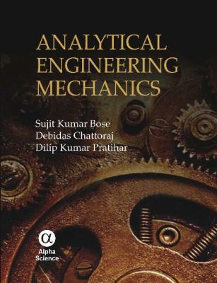 Cover image for Analytical engineering mechanics