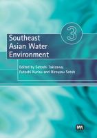 Cover image for Southeast Asian water environment 3
