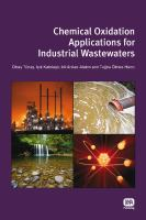 Cover image for Chemical oxidation applications for industrial wastewaters