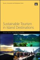Cover image for Sustainable tourism in island destinations