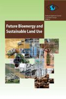 Cover image for Future bioenergy and sustainable land use