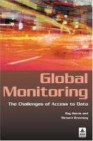Cover image for Global monitoring : the challenges of access to data