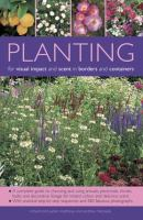 Cover image for Planting for visual impact and scent in borders and containers
