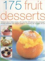 Cover image for 175 fruit desserts