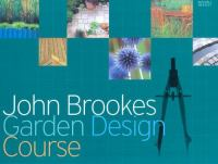 Cover image for John Brookes garden design course