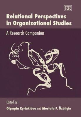 Cover image for Relational perspectives in organizational studies : a research companion