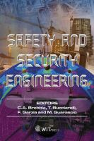 Cover image for Safety and security engineering
