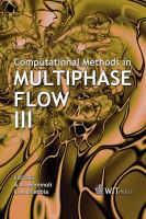 Cover image for Computational methods in multiphase flow III