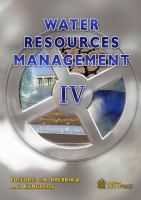 Cover image for Water resources management IV
