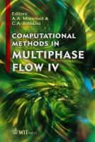 Cover image for Computational methods in multiphase flow IV
