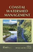 Cover image for Coastal watershed management