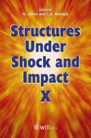 Cover image for Structures under shock and impact X