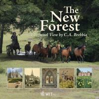 Cover image for The New Forest : a personal view